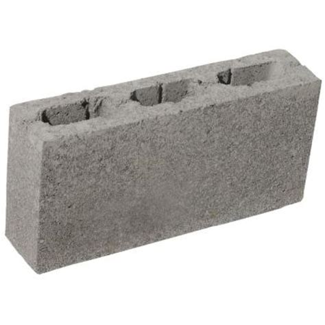 decorative cinder blocks home depot oldcastle 16 in x 8 in x 4 in concrete block 30101660