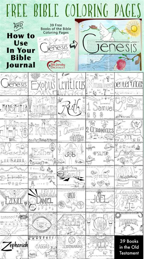 printable coloring pages books of the bible free books of the bible coloring pages free homeschool