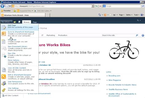 tutorial sharepoint website premierpoint solutions team blog new video tutorial takes