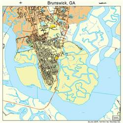 brunswick map brunswick map 1311560