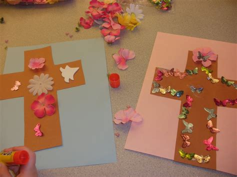 crafts for church easter spiritual crafts