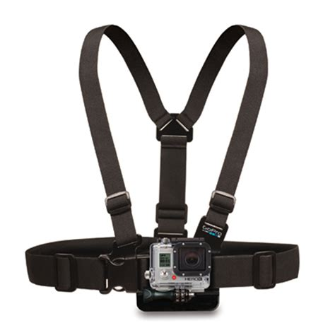 gopro chest mount harness hire rent wex rental
