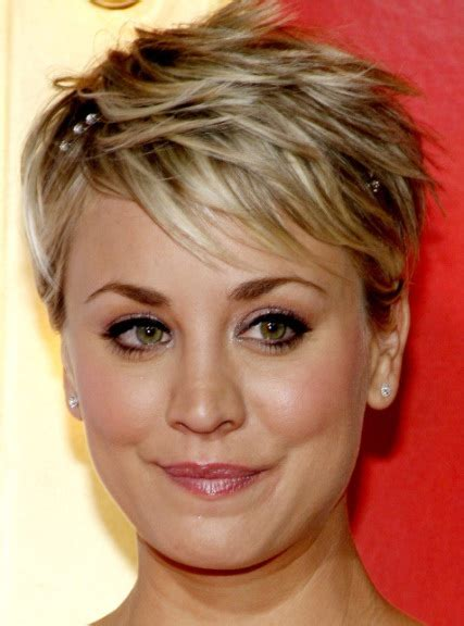 short hair ut feathered off face 20 pixie haircuts for thick hair