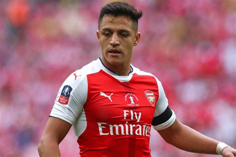 alexis sanchez future arsenal comment no room for alexis sanchez now alexandre