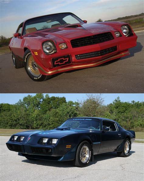 79 z28 camaro parts this or that 1979 chevy camaro z28 versus 1979 pontiac fi