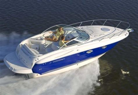 monterey boats manufacturer monterey 250 cruiser boats for sale boats