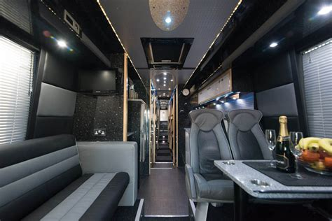 Luxury Sleeper by 12 Berth Luxury Sleeper Starsleeper Ltd