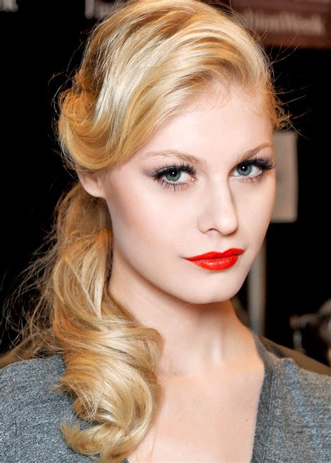 10 ponytails for hair hairstyles 2016 2016 runway retro hairstyles haircuts hairstyles 2017