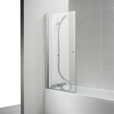 glass shower screens for baths glass shower screen bring an ultimate sophistication bath decors
