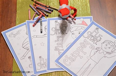 elf on the shelf doll coloring page elf on the shelf free printable coloring pages
