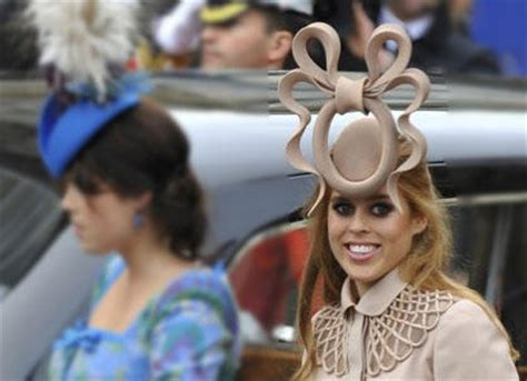 Princess Beatrice Hat Meme - princess beatrice royal wedding hat know your meme