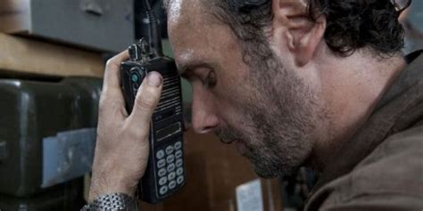 The Voice On The Radio the walking dead who was the voice on the radio
