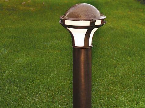 paletti luce giardino paletto luminoso da giardino in metallo collezione