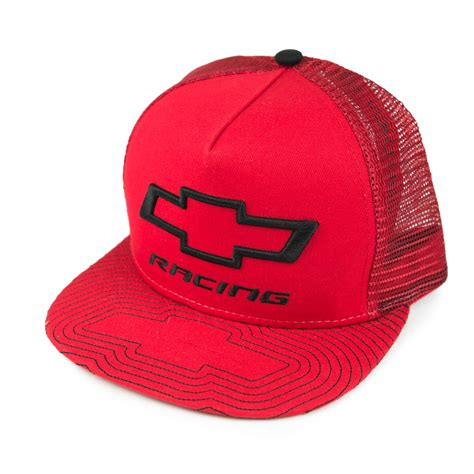 Topi Trucker Ford High Quality Hats chevy racing bowtie trucker hat