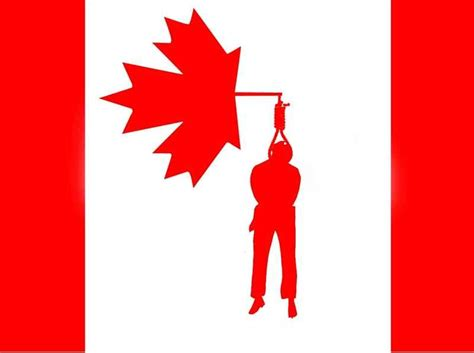 to clear up any confusion i am for the death penalty in canada