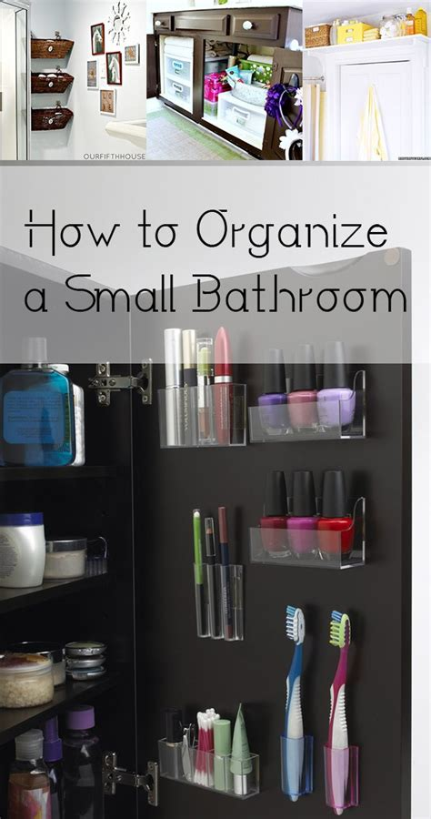 how to organize bathroom how to organize a small bathroom page 8 of 11 how to