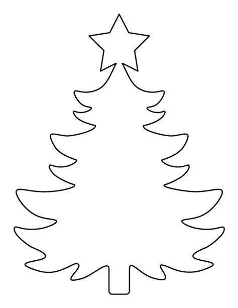 printable large christmas tree template printable large christmas tree pattern use the pattern