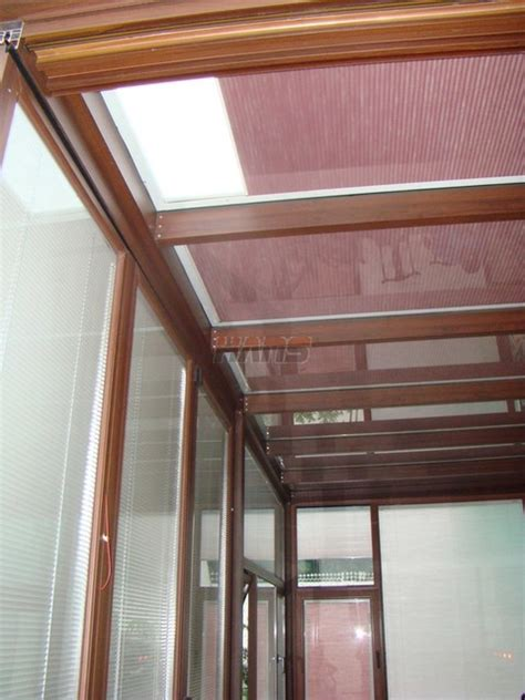 Insulated Window Blinds Insulated Glass With Electric Cellular Shades Sun Roof