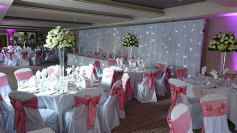 Wedding Venue Dressers by 187 Venue Dressers Cheshire Woodyatt Warner