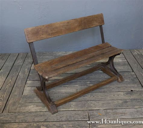 small wooden benches for sale anglo indian 1920 s small wood and iron bench for sale at