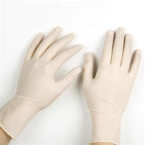 rubber st suppliers 20 gloves powder free non sterile product list