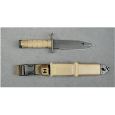 m10 bayonet u s m10 bayonet by ontario knife co with composite sheath and woven hanger in l