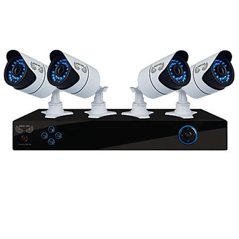 owl x9 84 8 channel security system with 4