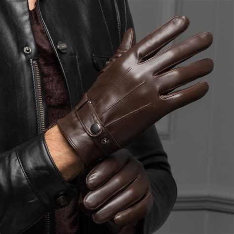 toptan alim yapin  deri eldiven erkekler cin