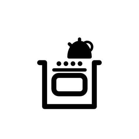 Kitchen Icon by Kitchen Free Icons