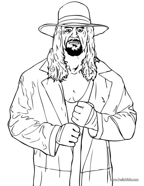Wrestling Shoes Coloring Pages Coloring Pages Wrestler Coloring Pages