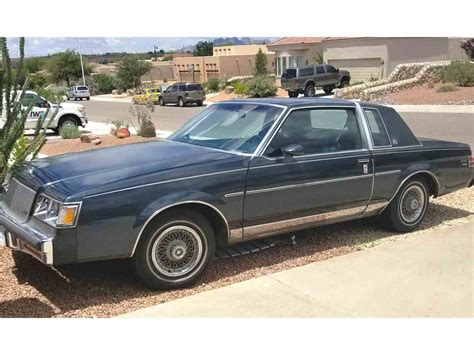 1987 buick regal limited for sale 1987 buick regal for sale classiccars cc 1005329