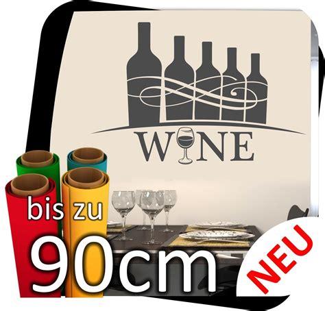 Wein Aufkleber Gestalten by Wein Wine Vino Deko Rose Ranke Wandtattoo Wandaufkleber