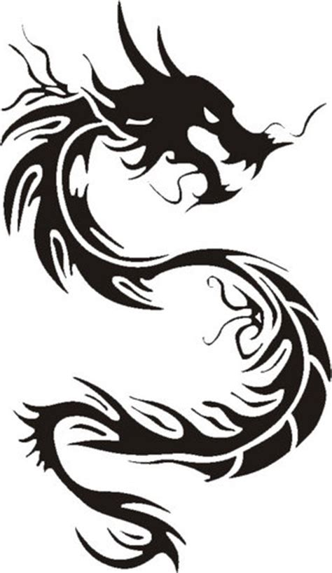 orekiul tattooo chinese tattoos tribal dragon chinese ideas