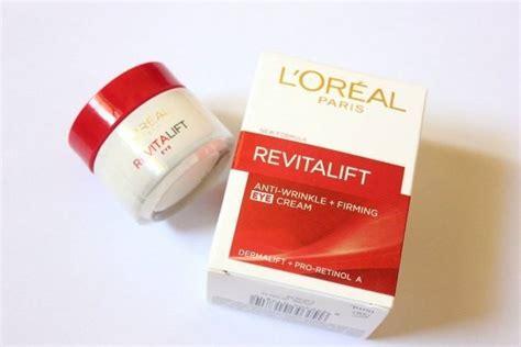 Loreal Revitalift Eye Anti Wrinkle Firming l oreal revitalift anti wrinkle firming eye review