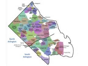 South Neighborhoods Vs South Arlington In Virginia Town Advisor