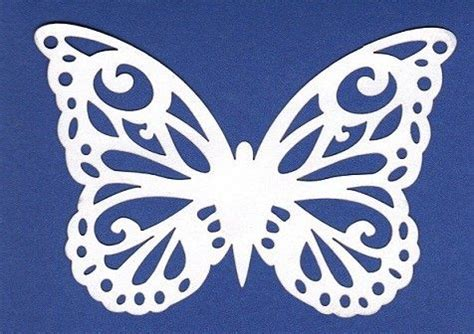 butterfly paper cut out template butterfly cutouts butterfly 3 laser cutout pk of