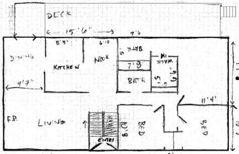 how to draw floor plans by hand interactive floor plans are easy to setup even if you don