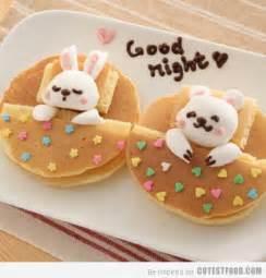 good night pancakes cutestfood com