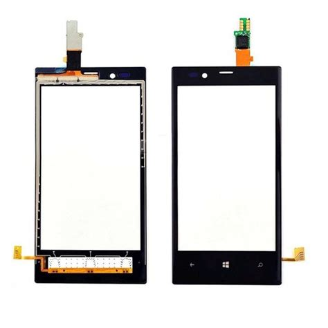 Touchscreen Lumia 535rm1090 touch screen digitizer for nokia lumia 720 black by maxbhi