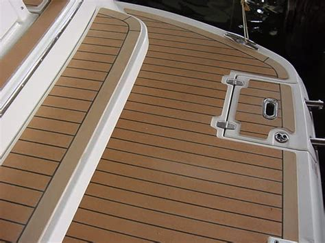 Synthetic Teak Decking   YachtForums: The World?s Largest