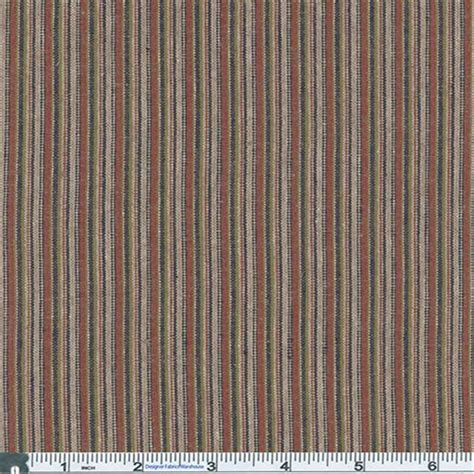 awning fabric by the yard rust olive black awning stripe plaid fabric by the yard