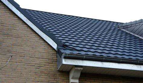 Dach Aus Blech by Blechdachziegel Delta Coversys Dachziegel Aus Blech