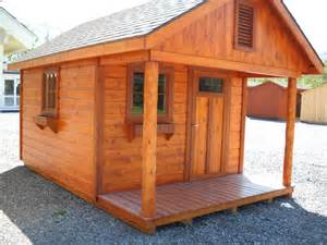 10 215 16 horizion cabin shed with 4ft porch standard cabins