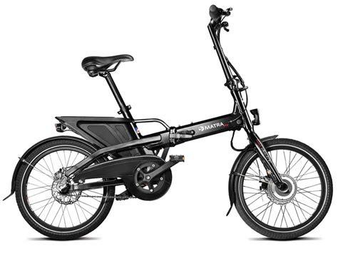 Vélo pliant Matra FX 2017