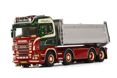 Wsi Model wsi models scania brdr
