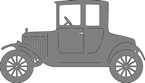 coloring page of model t car image gallery model t drawing