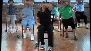 armchair exercises adults stronger seniors chair aerobic exercise for seniors