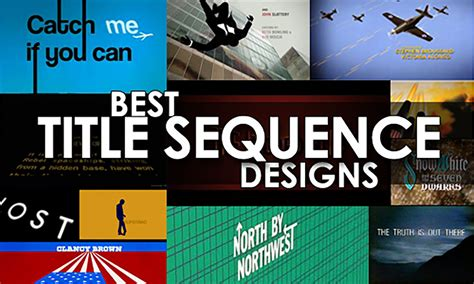 best titles 8 brilliant opening credits you can t miss