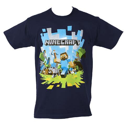 image gallery minecraft shirts