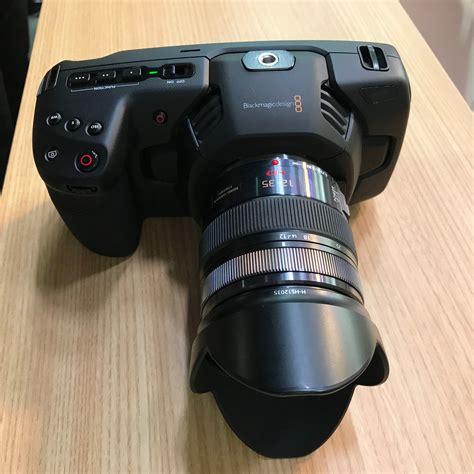 blackmagic 4k blackmagic design pocket 4k cinema cinecochdmft4k